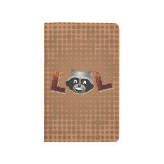 LOL Rocket Emoji Journal