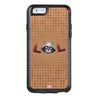 LOL Rocket Emoji OtterBox iPhone 6/6s Case