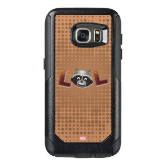 LOL Rocket Emoji OtterBox Samsung Galaxy S7 Case
