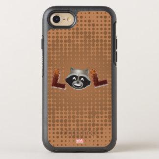 LOL Rocket Emoji OtterBox Symmetry iPhone 8/7 Case