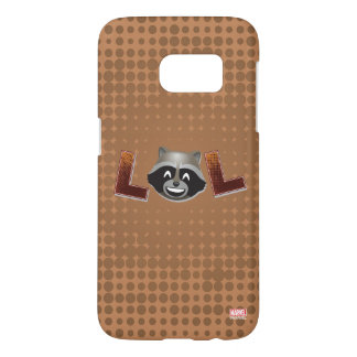 LOL Rocket Emoji Samsung Galaxy S7 Case