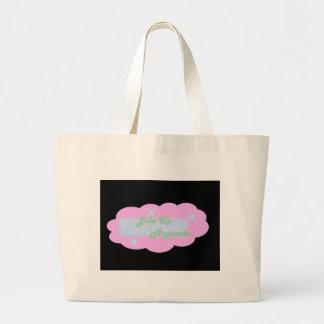 Lola ko Maganda, Beautiful Pretty Grandma Large Tote Bag