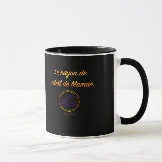 Lola lady - the sun ray of mom mug