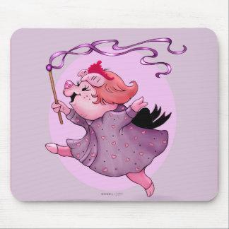 LOLA PIG MOUSE PAD