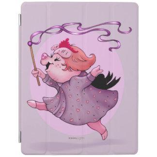 LOLA PIGGY CUTE CARTOON  COVER IPAD