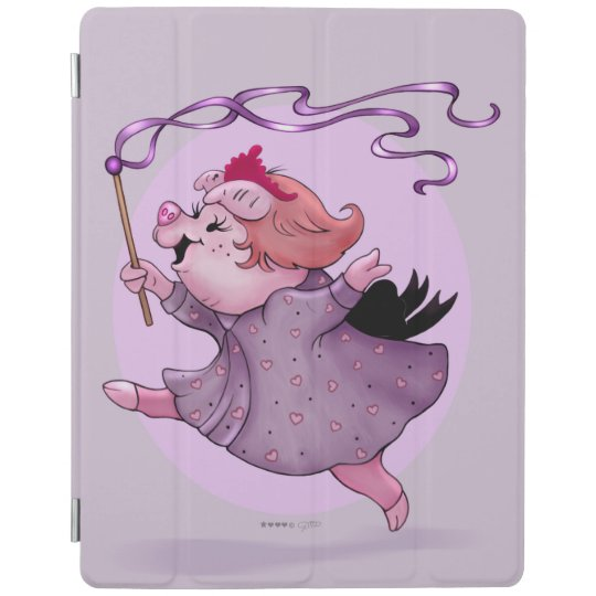 LOLA PIGGY CUTE CARTOON  COVER IPAD iPad COVER