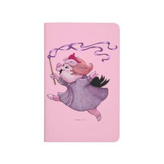 LOLA PIGGY CUTE CARTOON Pocket Journal monster