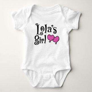 Lola's Girl Baby Bodysuit