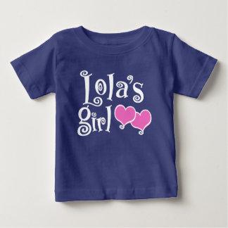 Lola's Girl Baby T-Shirt