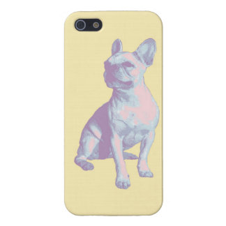 Lola the French Bulldog iPhone 5/5S Covers