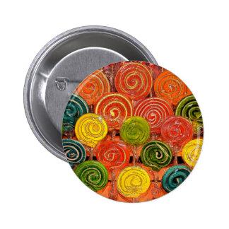 Loli 2 Inch Round Button