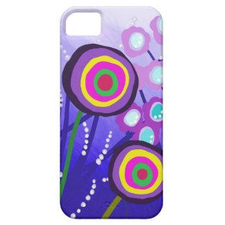 Lolipop Flowers iPhone 5 Case