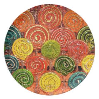 Lolipop Plate