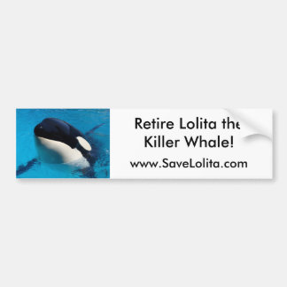 Lolita Bumper Sticker