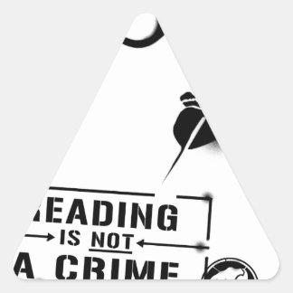 Lolita Censorship Triangle Sticker
