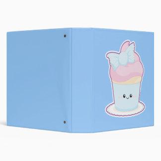 Lolita Cupcake Binder