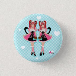 Lolita Neko Maids Button