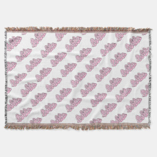 lolita throw blanket