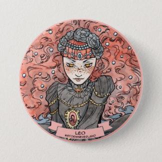 Lolita Zodiac 3 Inch Round Button