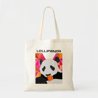 Lollipanda Tote Bag