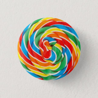 Lollipop 1 Inch Round Button