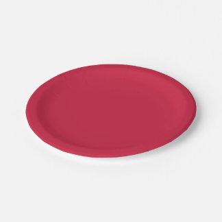 Lollipop 7 Inch Paper Plate