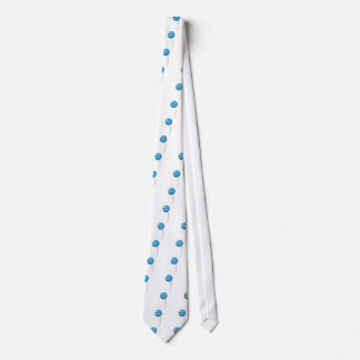Lollipop Blueberry Cartoon Tie
