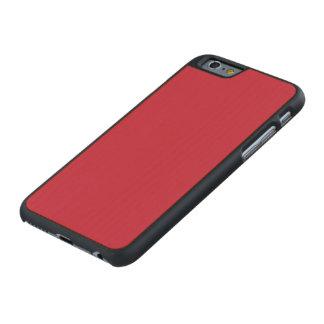 Lollipop Carved® Maple iPhone 6 Slim Case
