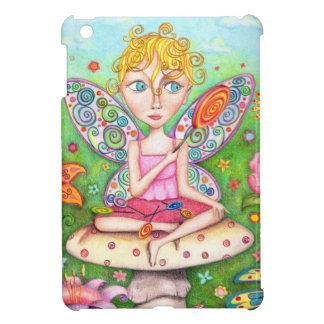 Lollipop Fairy iPad Mini Case