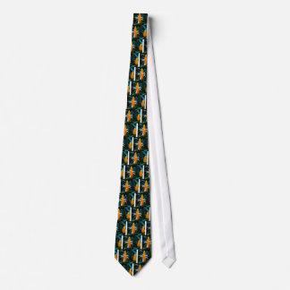 Lollipop flower tie