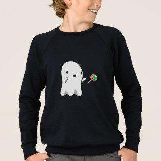 Lollipop Ghost (kids) Sweatshirt