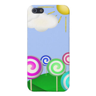 Lollipop land iPhone 5/5S cases