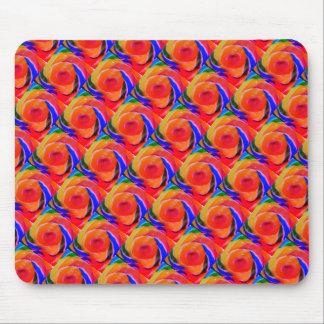 Lollipop Rainbow Mouse Pad