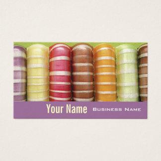 Lollipops Business Cards