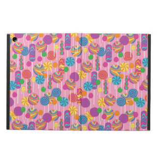 Lollipops Candy Pattern iPad Air Cases