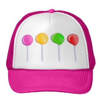 Lollipops Trucker Hat