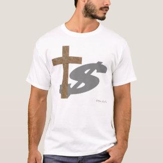 L'ombre de la religion t-shirt