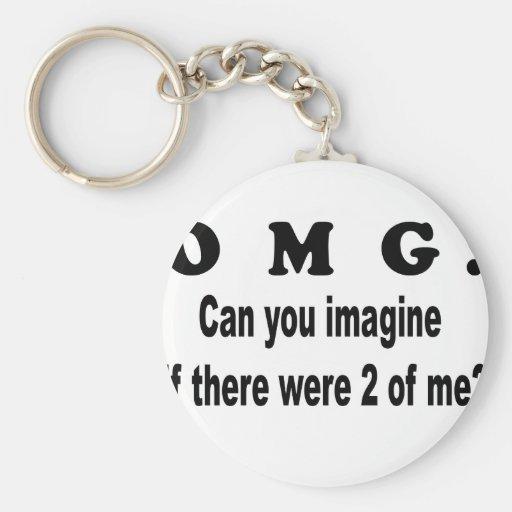 l'omg imaginent 2of je porte-clefs