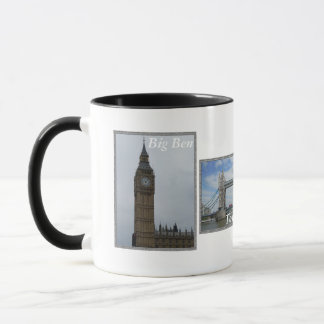 London 3-panel Combo Mug