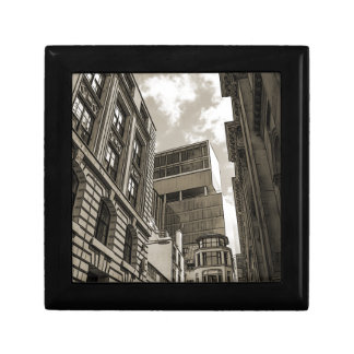 London architecture. gift box
