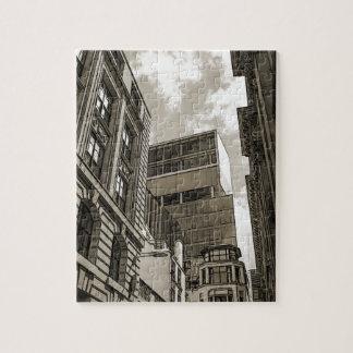 London architecture. puzzles