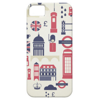 London at Heart iPhone 5 Cover