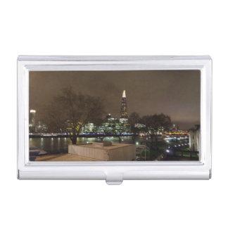 London at Night & Shard Business Card Holder