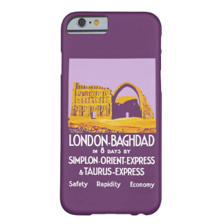 London - Baghdad Orient Express Barely There iPhone 6 Case