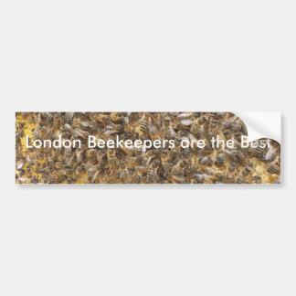 London Beekeepers are the Best Bumper Sticker