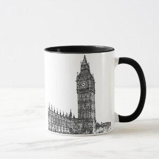 London ~ Big Ben Mug