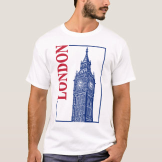 London-Big Ben T-Shirt