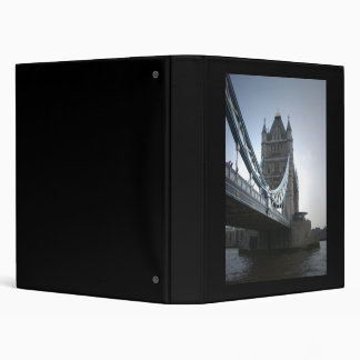 London Bridge 3 Ring Binder