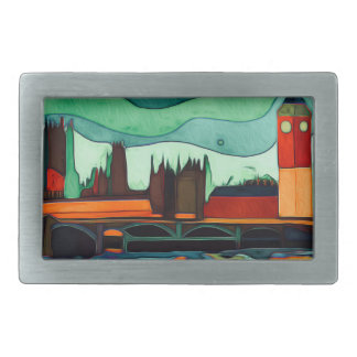 London Bridge Belt Buckle