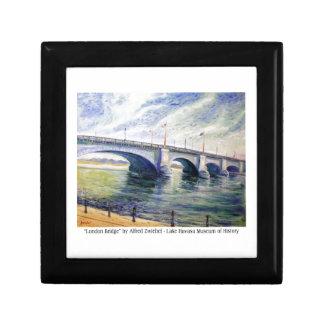 London Bridge by Alfred Zwiebel Gift Box